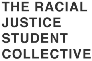 Logotype Racial Justice Student Collective